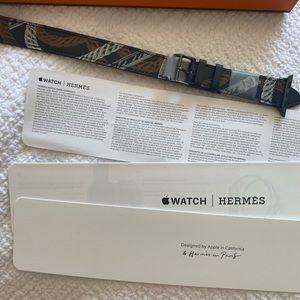Hermes Accessories - Hermès 40MM Apple Watch band
